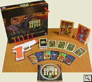 Diset - Squad Seven, Juego de acción y Reflejo (76201): Amazon.es: Juguetes y juegos