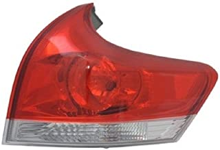 Go-Parts - OE Replacement for 2009 - 2012 Toyota Venza Rear Tail Light Lamp Assembly / Lens / Cover - Right (Passenger) Side Outer 81550-0T010 TO2805109 Replacement For Toyota Venza