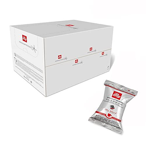 illy Iperespresso Classico Filter, Kaffeekapseln für Iperespresso, 1x100 Karton, einzeln verpackt
