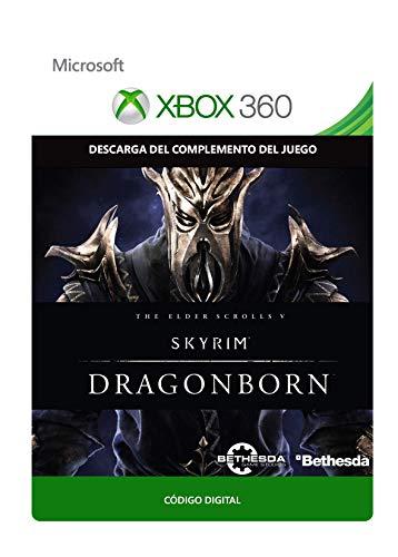 The Elder Scrolls V: Skyrim: Dragonborn | Xbox 360 - Código de descarga