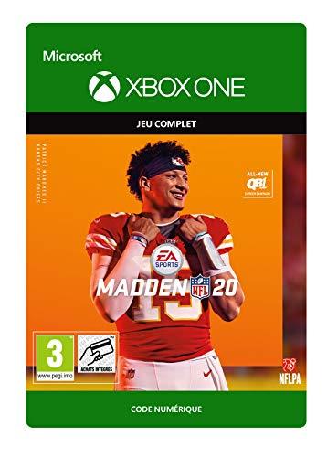Madden NFL 20 Édition Standard | Xbox One – Code Jeu à Télécharger