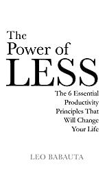 The Power of Less by Leo Babauta