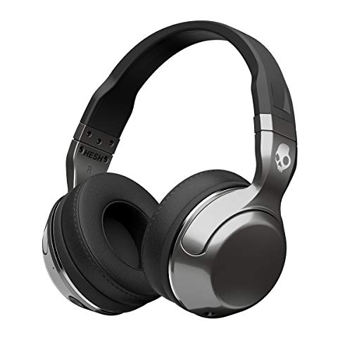 Skullcandy Hesh 2 Wireless Over-Ear Headphone - Silver/Black