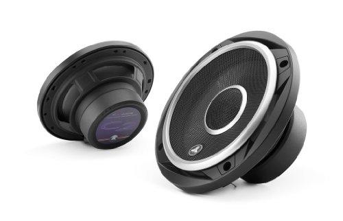 JL Audio C2-650X Round 225W car speaker - Car Speakers (225 W, 60 W, 4 Ω, 91 dB, Polypropylene, 59-22000 Hz)