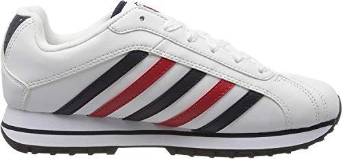 K-Swiss Herren Verstad 2000 S Sneaker, Weiß (White/Corporate 113), 45 EU