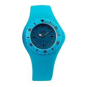 eton 2817-A – Reloj de Mujer de Cuarzo, Correa de Goma Color Azul