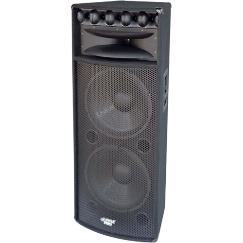 Hot Sale Pyle PADH215 2000W Heavy Duty Speaker MDF Construction with Reinforced Corners