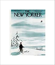 Pearl Shine Vintage Poster The New Yorker Magazine Cover Gifts for Lovers Poster Poster Home Art Wall Posters [No Framed]