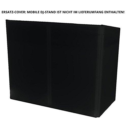 Omnitronic 32000017 Mobile DJ Stand Ersatz-Cover schwarz