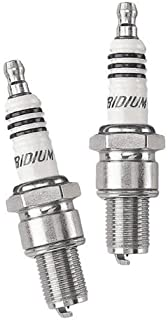 NGK Iridium IX DCPR7EIX Spark Plugs for 1999-2016 Harley Davidson Twin Cam (Pair