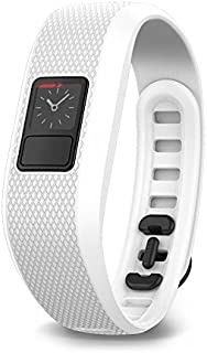 Garmin 010-01608-07 Vivo Fit 3 Activity Tracker, WW, Regular Fit - White