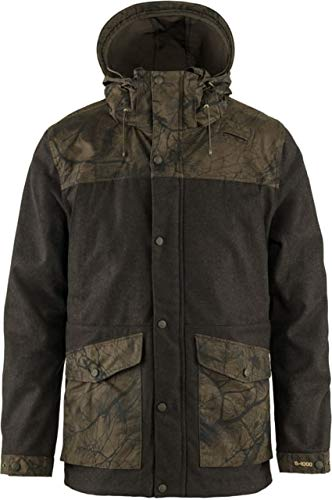 FJALLRAVEN Herren Värmland Wool Jacket M Weste, bunt, XL