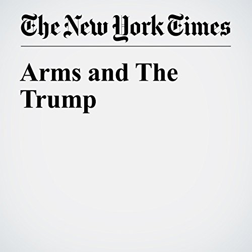 Arms and The Trump copertina