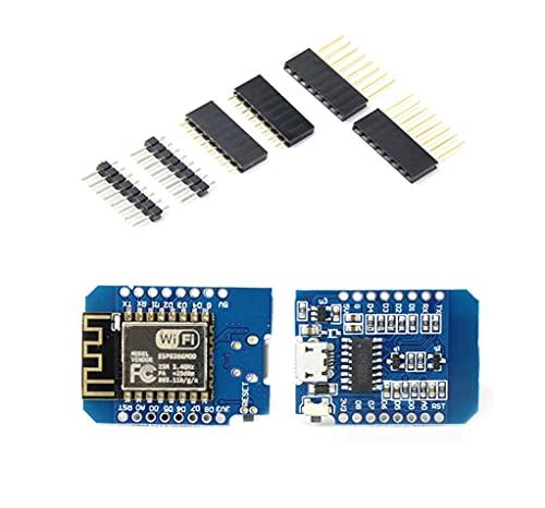 NodeMcu WiFi Entwicklungsboard mit ESP8266 Chip ESP-12F 4MB Byte Modul Kompatibel mit Arduino