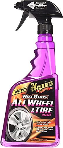 Meguiar`s ME G9524 Hot Rims All Wheel Cleaner Spray, 710 ml