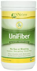 Effective in relieving constipation with fewer side effects Healthy fiber perfect for restricted diets Versatile and easy to take