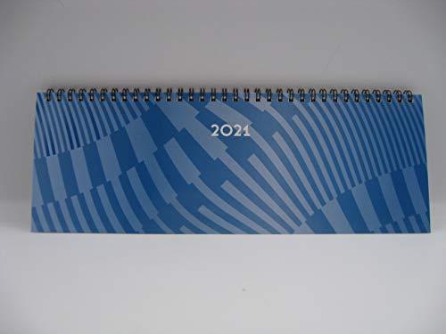 NOTABENE - Agenda Settimanale, Planning da Tavolo 2021 - F.to 29,8 x 10,7 cm