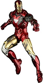 Hot Toys Iron Man Mark VI - Marvel 12 Inch Doll Figure Iron Man 2