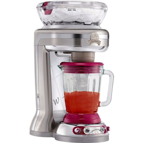 Margaritaville Fiji Premium Frozen Concoction Maker with Easy-Pour Glass Blending Jar and Auto or...