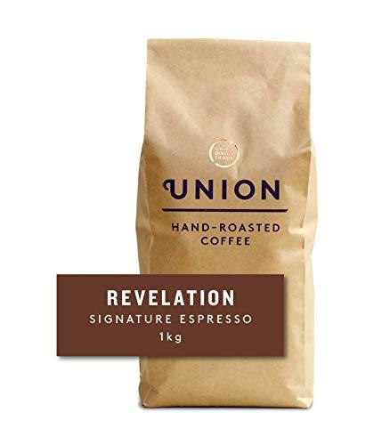 Union Hand Roasted Coffee   Dark Roast   Revelation Espresso Coffee Beans 1kg