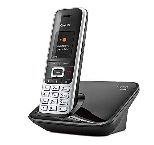 Gigaset S850 - Schnurlostelefon - Bluetooth-Schnittstelle mit Rufnummernanzeige, S30852-H2605-B101
