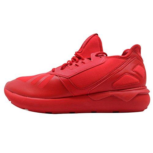 adidas Tubular Runner, Rot (Scarlet), 42 EU