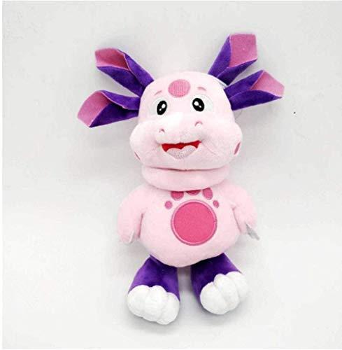 N/D Plush Toys Russian Cartoon Luntik Dolls Stuffed Doll Birthday Kid Baby Gift Birthday 25 cm