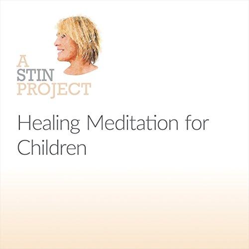 Healing Meditation for Children audiobook cover art
