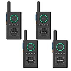 [ Home Intercom system ] 16 channels secure wireless intercom system. Features an enhanced anti-interference and can work with other intercoms with the same digital channel code! 17mm ultra-thin home intercom, Mini fuselage, Small and exquisite, Crys...