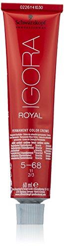 Schwarzkopf IGORA Royal Premium-Haarfarbe 5-68 hellbraun schoko rot, 1er Pack (1 x 60 g)