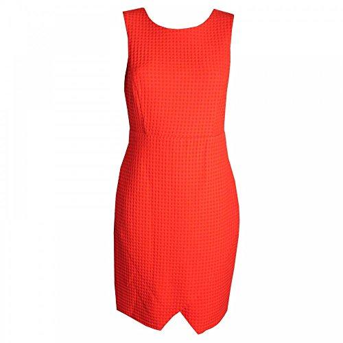 Frank Lyman Shift Dress 16 Coral
