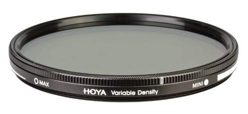 Hoya Variable Density 67mm - Filtro para cámara (6,7 cm, Negro)