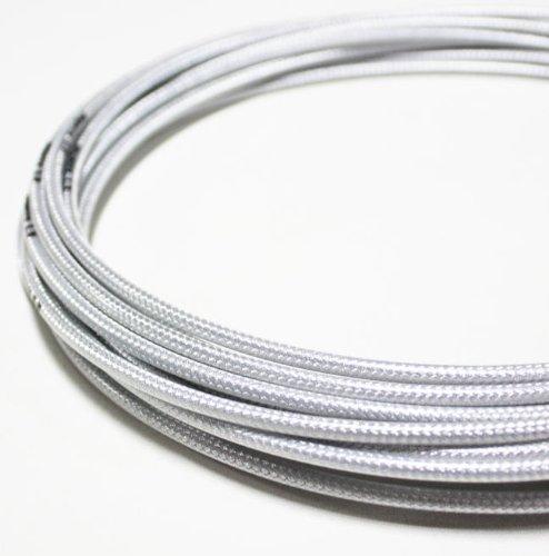 Jagwire Mountain Pro Hose Kit - Sterling Silver (3 m)