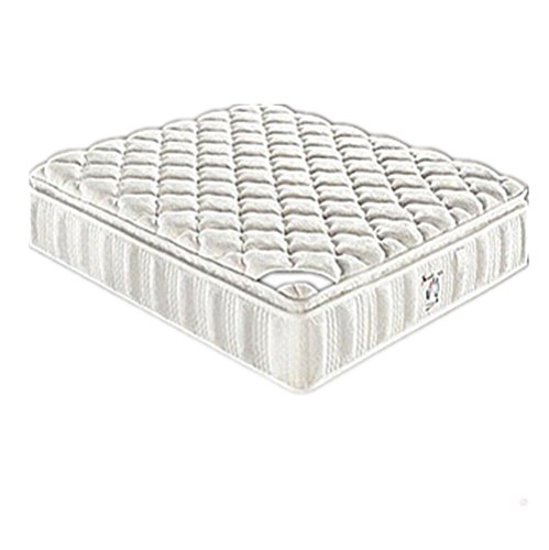 Buy Discount MCM3 AL-008 12.60''H 3D Nature Latex 9 zones Pocket Spring Bamboo Carbon Home Mattress,...
