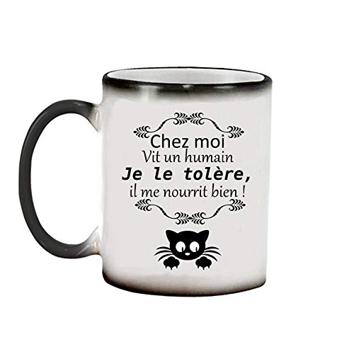 Sublimagecreations mug Humour, mug Chat, mug Magique