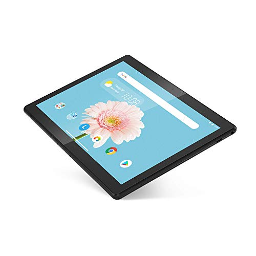 Lenovo Tab M10 25,5 cm (10,1 Zoll, 1280x800, HD, WideView, Touch) Tablet-PC (Quad-Core, 2GB RAM, 16GB eMCP, Wi-Fi, Android 9) schwarz