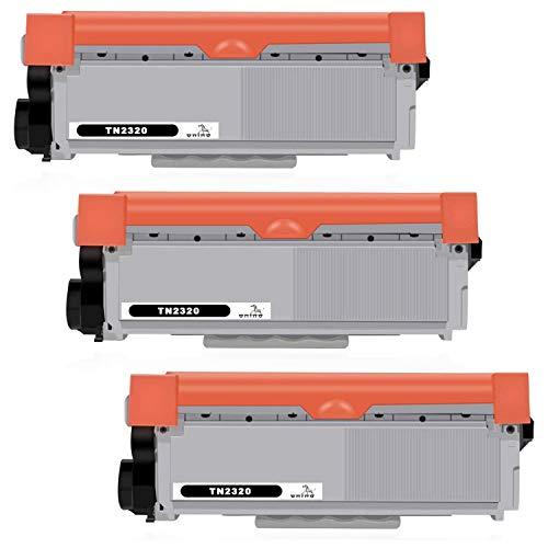 ONINO TN-2320 Toner Kompatibel für Brother HL-L2300D HL-L2320D HL-L2340DW HL-L2360DN HL-L2365DW HL-L2380DW HL-L2430DW DCP-L2500D DCP-L2520DW DCP-L2540DN DCP-L2560DW MFC-L2700DN MFC-L2720DW MFC-L2740DW