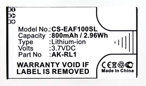AGI - Batería de repuesto compatible con Emporia RL1