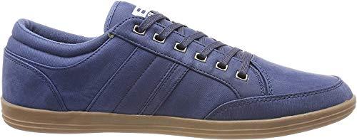 British Knights Herren KUNZO Sneaker, Blau (Navy/Crepe), 44 EU