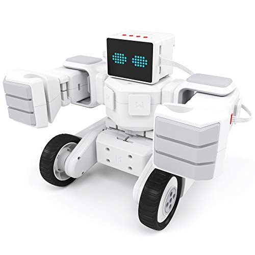 Makeblock MotionBlock Robot kit, 10+ Different Forms, A Transforming Programmable Robot Kit with...