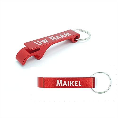 Abridor De Cerveza con Nombre - Maikel