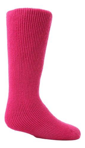 Heat Holders–Calcetines térmicos de los niños niñas No110–2,5Nos caliente rosa