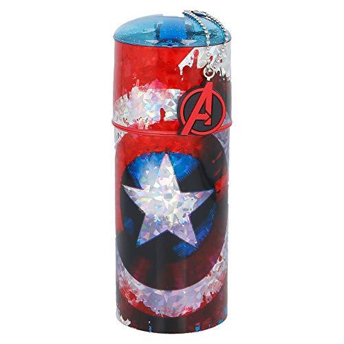 Botella Character 350 ML   Avengers Shield Fashion
