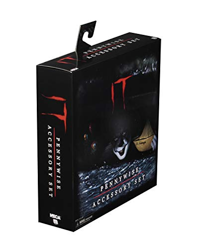 NECA Pack Accesorios para Figuras It (Eso) 2017. Stephen King 3