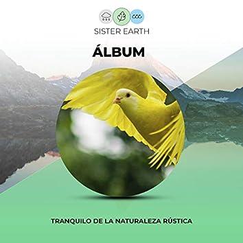 Álbum Tranquilo de la Naturaleza Rústica