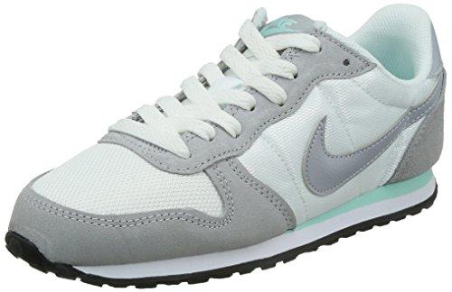 Nike Donna Genicco Scarpe Sportive Bianco Size: 41