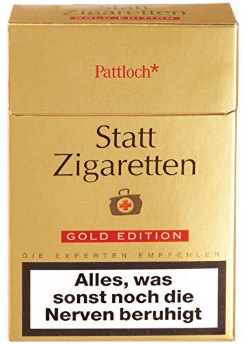 Statt Zigaretten (Gold Edition): Alles, was sonst noch die Nerven beruhigt