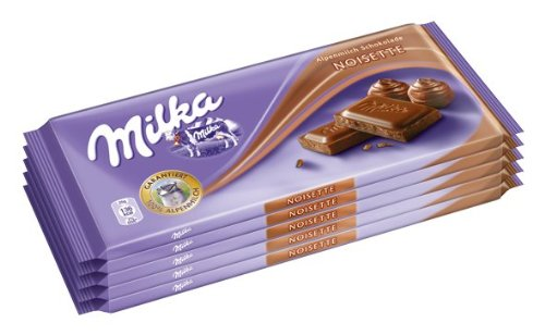 Milka Noisette, 100 g