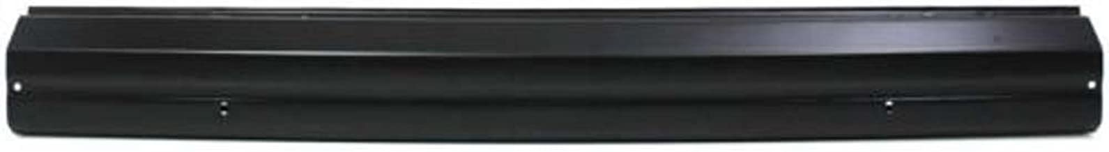 OE Replacement Jeep Pickup/Cherokee/Wagoneer Front Bumper Face Bar (Partslink Number CH1002160)