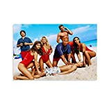 Baywatch 13 Vintage Classic Movie TV Poster Wall Art